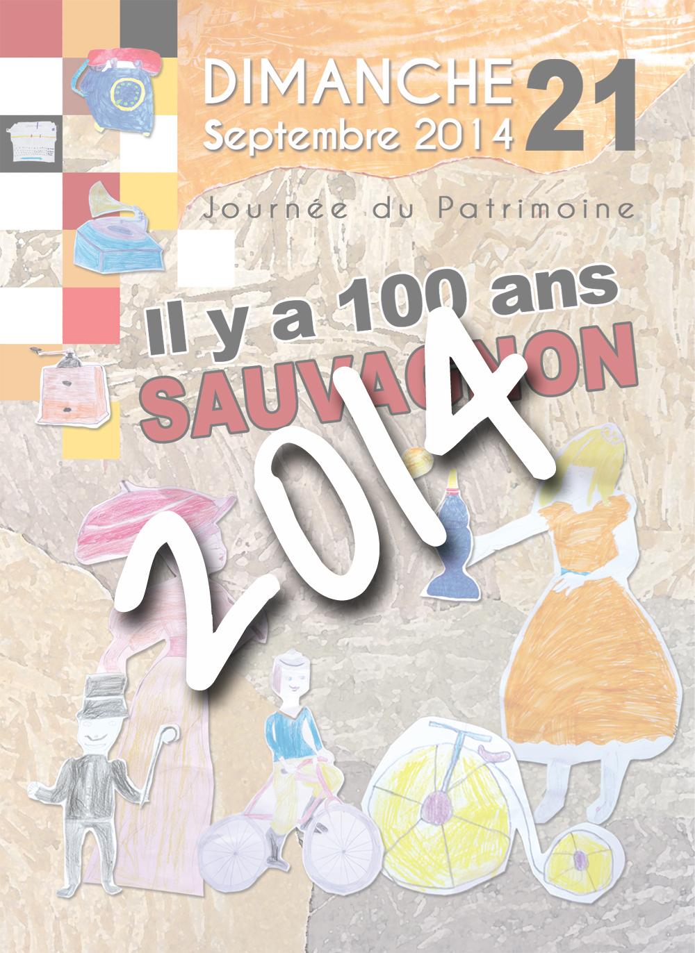 Sauvagnon patrimoine 2014